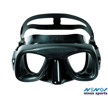 Picture of MASK ABYSS SILICONE BLACK