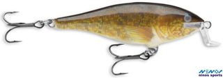 Picture of SHALLOW SHAD RAP SSR05 WALLEYE