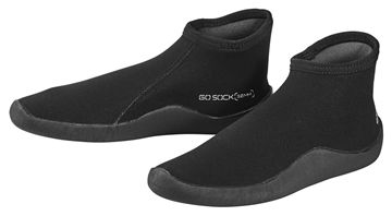 Picture of GO SOCK 3.0 THIN SOLE BLACK