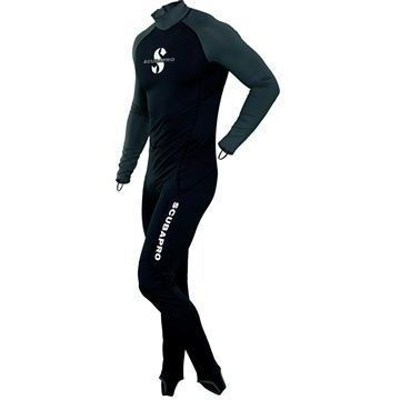 Picture of RASH GUARD STEAMER GRAPHITE UPF-50 (MEN)