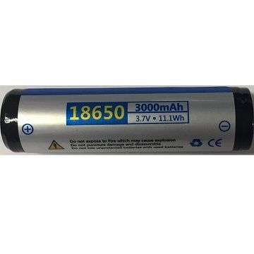 Picture of BATTERY 18650 (Li-ion)