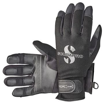 Picture of TROPIC GLOVE BLACK 1.5MM
