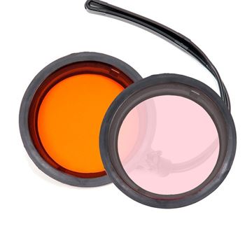 """Picture of COLOR CORRECTING FILTER FOR W-30, W-20 (3.6"""" inch) - RED"""