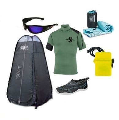 Picture for category SCUBA ACCESSORIES