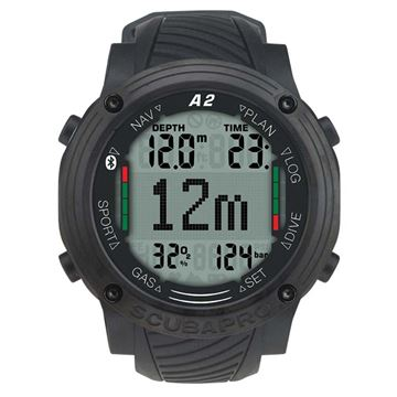 Picture of COMPUTER WATCH A2 -  ALADIN DIVE COMPUTER (WITHOUT TRANSMITTER)
