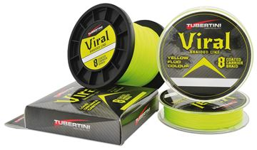 Picture of BRAIDED Line Viral 0.160mm 300mt
